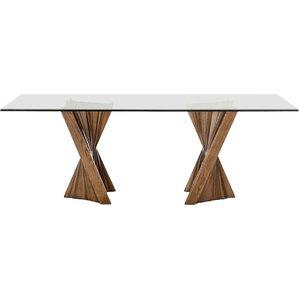 Didymos Rectangular Dining Table by Brayden Studio