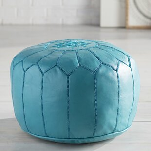 Affordable Price Ramos Pouf By Mistana