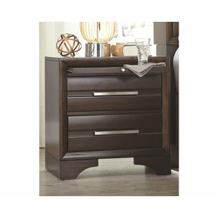 Setzer 2 Drawer Nightstand