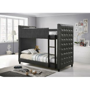 Compare & Buy Kidsgrove Twin over Twin Standard Bed by Harriet Bee Reviews (2019) & Buyer's Guide