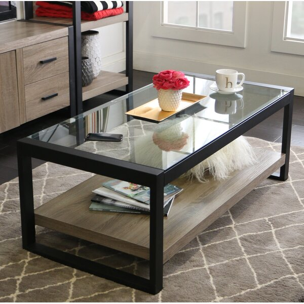 Mercury Row Theodulus Coffee Table U0026 Reviews | Wayfair