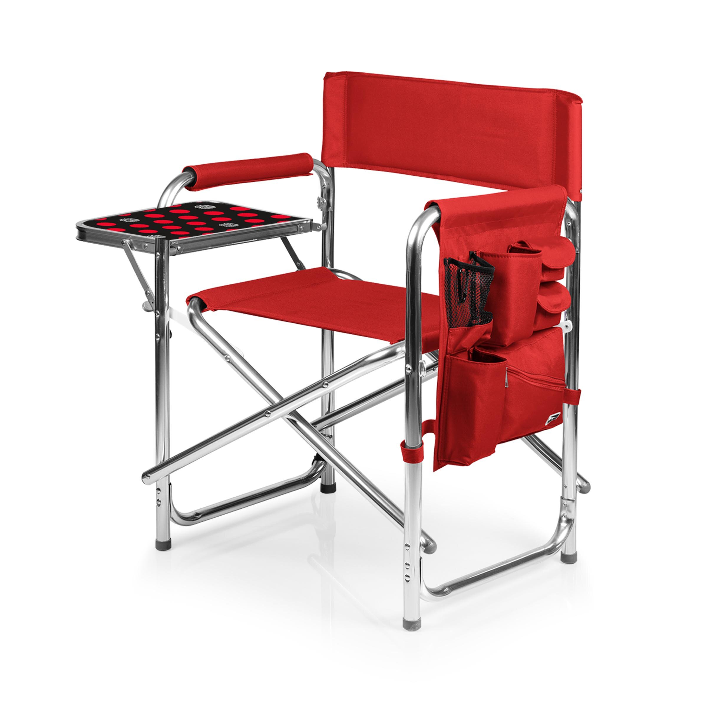 Prime Minnie Mouse Folding Camping Chair Customarchery Wood Chair Design Ideas Customarcherynet