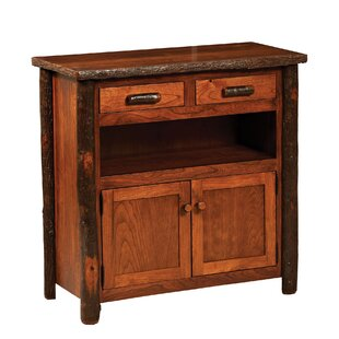 Quiroga 2 Drawer Accent Cabinet by Loon Peak
