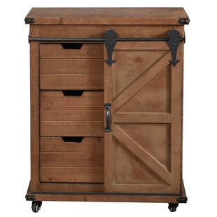 Magnus 3 Drawer Accent Cabinet..