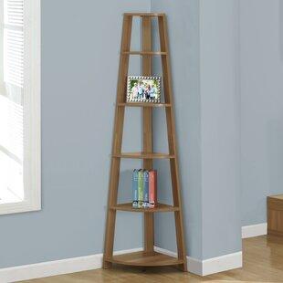 Arabella Corner Bookcase By Andover Mills