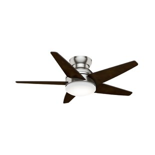 44 Isotope 5 Blade LED Ceiling Fan by Casablanca Fan