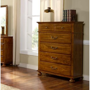 Hoisington 5 Drawer Chest by Alcott Hill
