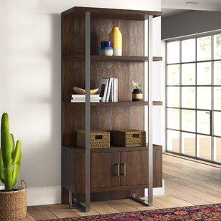 Terra Vista Bookcase by Mistana