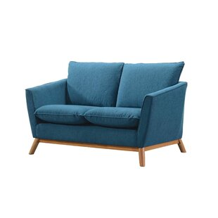High-End Treyton Loveseat by George Oliver Reviews (2019) & Buyer's Guide
