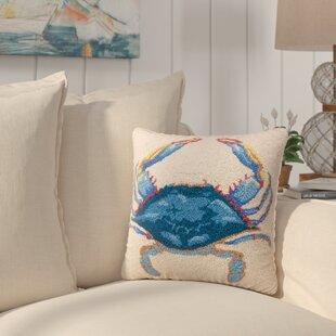Chapman Wool Throw Pillow