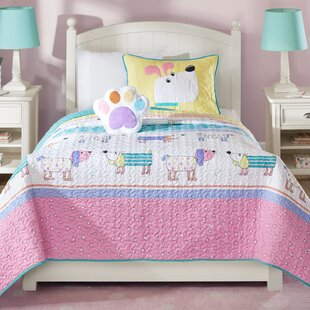 Jamilee Coverlet Set