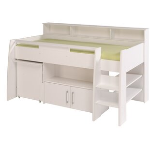 Prater Midsleeper Twin Bed by Harriet Bee