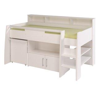 Prater Midsleeper Twin Bed by Harriet Bee