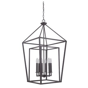 Roodhouse 6-Light Foyer Pendant