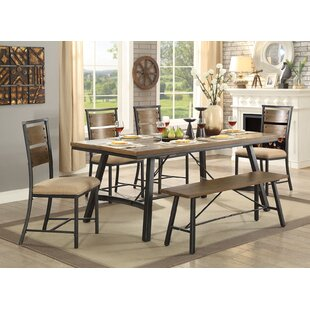 Buhl Dining Table Union Rustic