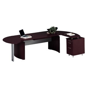 Mayline Group Napoli Series Desk Office Suite