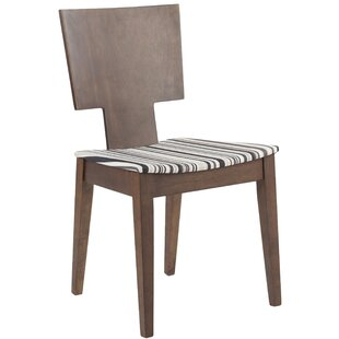 Find a Rudolph Upholstered Dinning Chair (Set of 2) by Corrigan Studio Reviews (2019) & Buyer's Guide