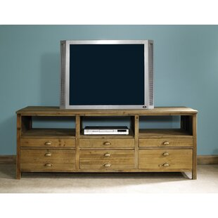 Salvaged Wood TV Stand for TVs up to 65 by Padmas Plantation