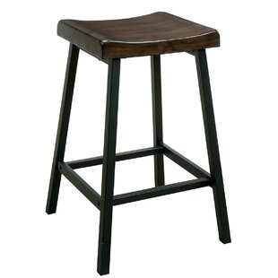 Suzann 24 Bar Stool (Set of 2) by Williston Forge