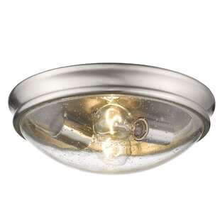 Looking for Aria 2-Light Flush Mount By Breakwater Bay