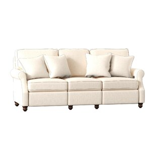 Doug Reclining Sofa by Wayfair Custom Upholstery™
