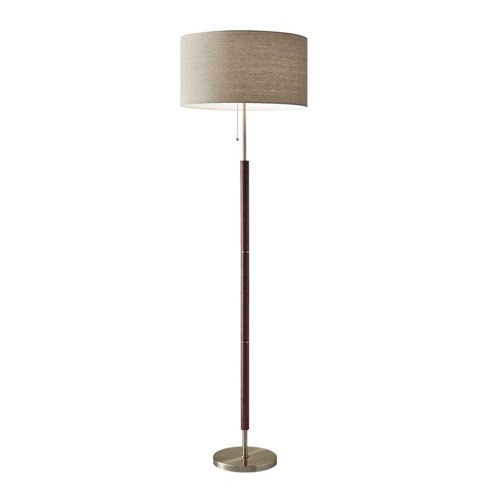 floor us structube lamp tripod black ang height