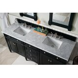 Dussault 72 Double Bathroom Vanity Set by Darby Home Co