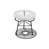 Ehrlich Glass Side Table
