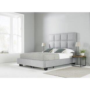 Sheley Upholstered Bed Frame By Brayden Studio