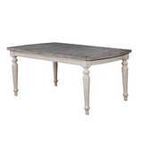 Krause Dining Table by Rosecliff Heights