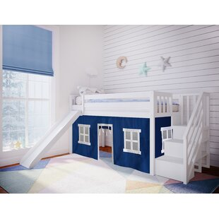 Plymouth Twin Low Loft Bed