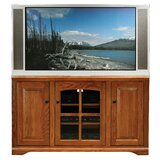 Glastonbury Solid Wood TV Stand for TVs up to 65 by Loon Peak®