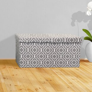 Bungalow Rose Chani Storage Ottoman