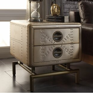 17 Stories Malaki End Table