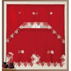 Royal Kitchen Curtain Set