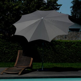 Stella 2.4m Beach Parasol By Sol 72 Outdoor
