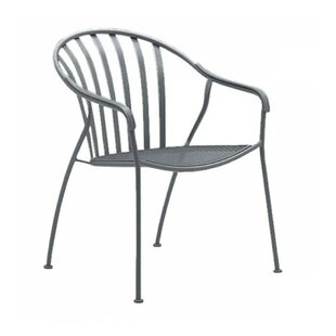 Valencia Barrel Stacking Patio Dining Chair