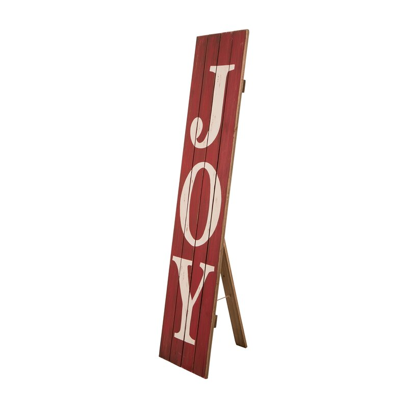 Sampson Joy Sign