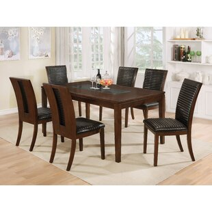 Luz 7 Piece Dining Set by Darby Home Co