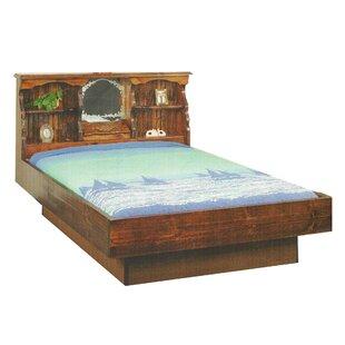 Find Fargo Complete Premium Solid Pine 49 Hard-side Waterbed Mattress ByStrobel Mattress