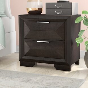 Richburg 2 Drawer Nightstand