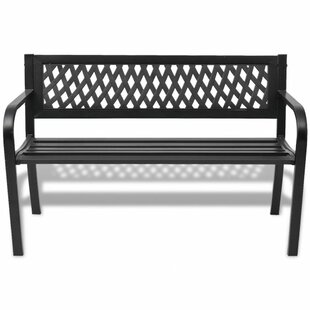 Solon Steel Bench By Sol 72 Outdoor