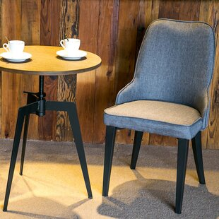 Ivy Bronx Brisson Modern Design Upholstered Dining Chair (Set of 2)