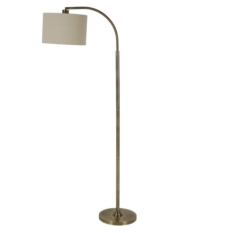 George Oliver Fosston 60 Quot Arc Floor Lamp Amp Reviews