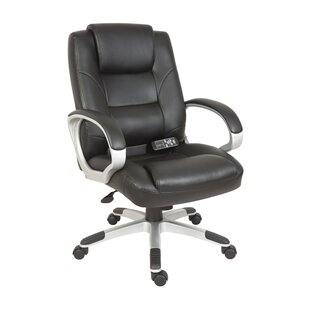 Executive Chair With Lumbar Support By Brayden Studio