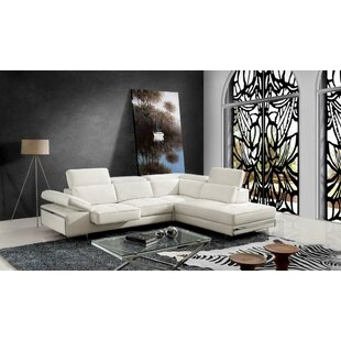 Bradham Sectional by Orren Ellis Today Only Sale
