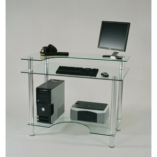 Glass Credenza Desk by Tier One Designs Fresh