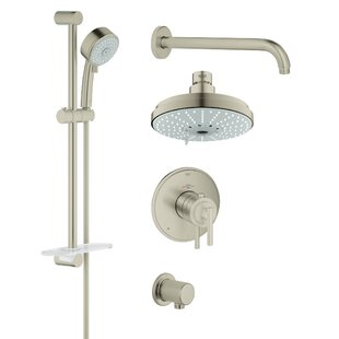 Great Price GrohFlex Thermostatic Shower Faucet ByGrohe