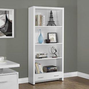 Georgette Etagere Bookcase Monarch Specialties Inc.