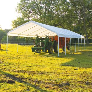 Super Max 18 Ft. x 40 Ft. Canopy by ShelterLogic
